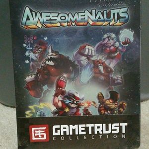 Awesomenauts Collector's Edition Steelbook